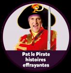 Pat le Pirate: histoires effrayantes