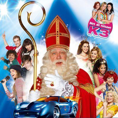 EXTRA VOORSTELLING Grote Sinterklaasshow 2015 met K3!