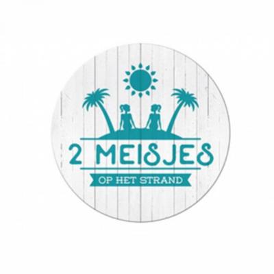K3 presenteert op 23 augustus '2 meisjes op het strand'