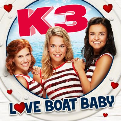 Kijk nu naar de nieuwe videoclip van K3: Love Boat Baby