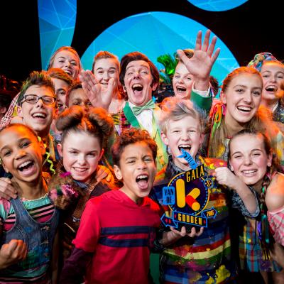 Ketnet Musical – Unidamu  nu al een groot succes!