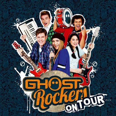 Extra speeldata voor Ghost Rockers On Tour!