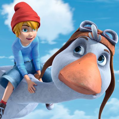 Nils Holgersson terug op televisie in vernieuwde 3D animatie