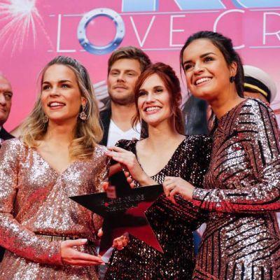Al meer dan 100.000 bezoekers voorde succesfilm K3 Love Cruise!