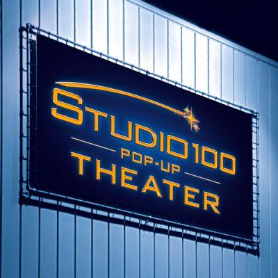 Studio 100 opent Pop-Up Theater in Puurs!