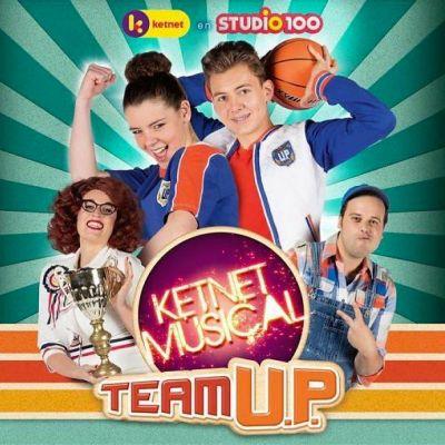Luister vanaf nu naar Ketnet Musical: Team U.P.