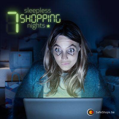 7 Sleepless Shopping Nights