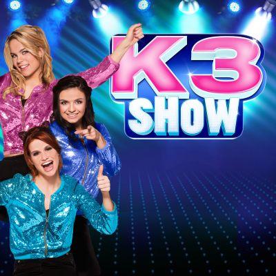K3 gaat vanaf januari 2017 terug op tour!