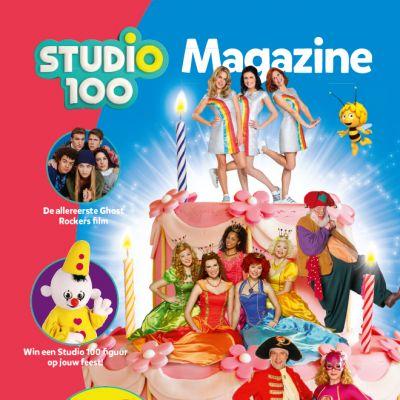 Het nieuwe Studio 100 Magazine is er!