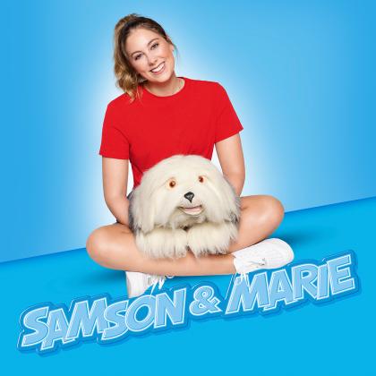 Samson & Marie - Samson & Marie