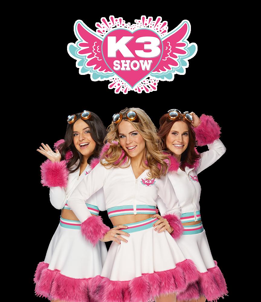 Boek nu jouw tickets voor de nieuwe K3 show!