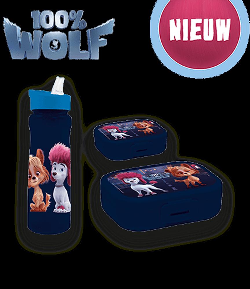 Ontdek de wereld van 100% Wolf!