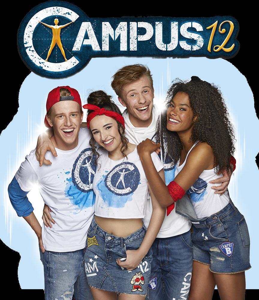 Ontdek het nieuwe seizoen van Campus 12!