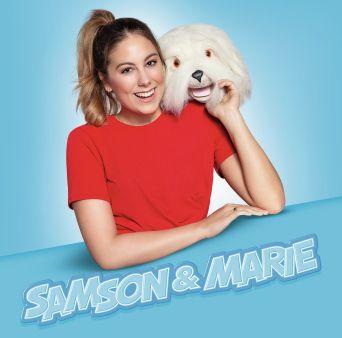 Samson & Marie - Wij zijn bij de brandweer