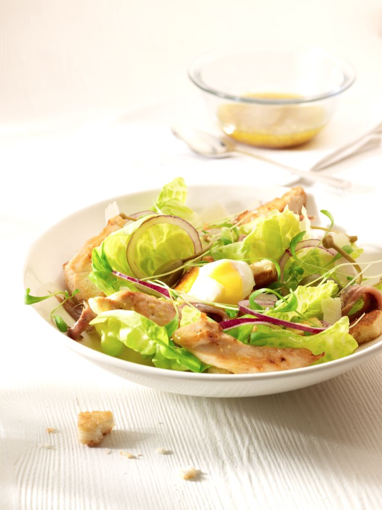 The one and only Caesar Salad