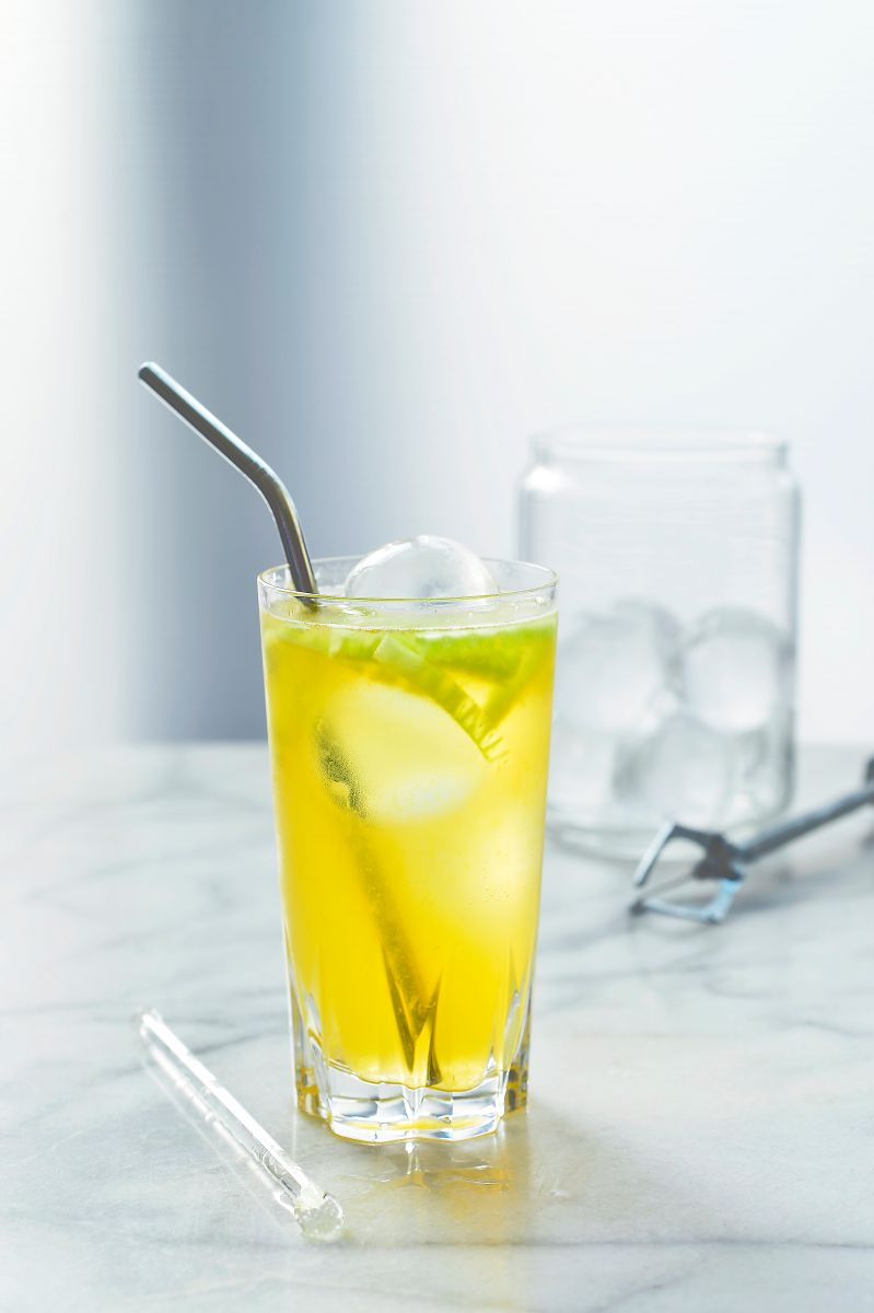 Virgin's Garden mocktail