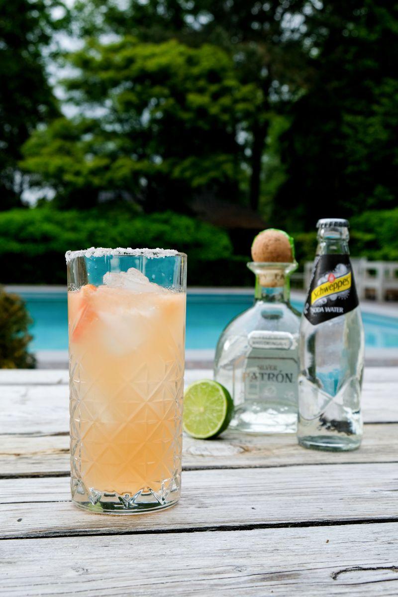 Tequila Patron Paloma