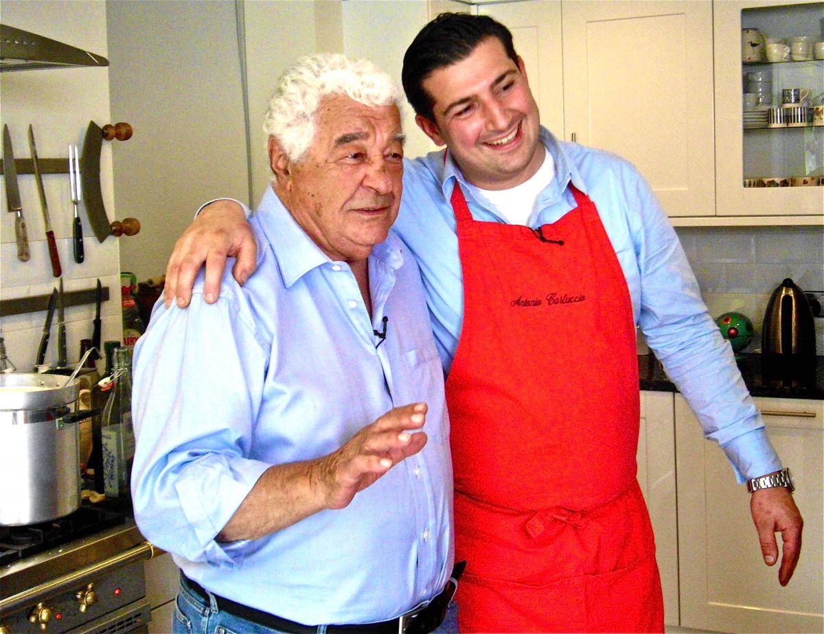 Peppe e Carluccio