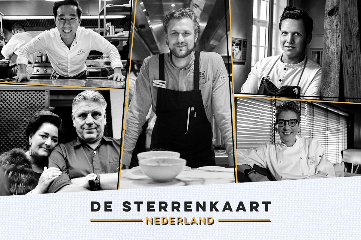 De Sterrenkaart - Nederland