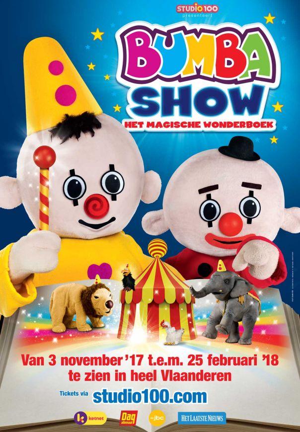 Bumba Show: Het Magische Wonderboek