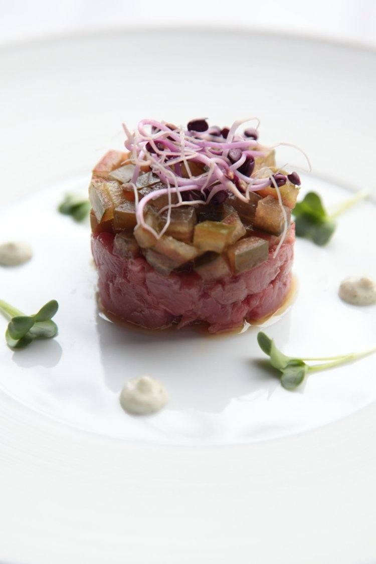 Tartaar van tonijn