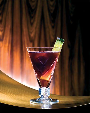 The Paramaribo Park Club Gin Sling