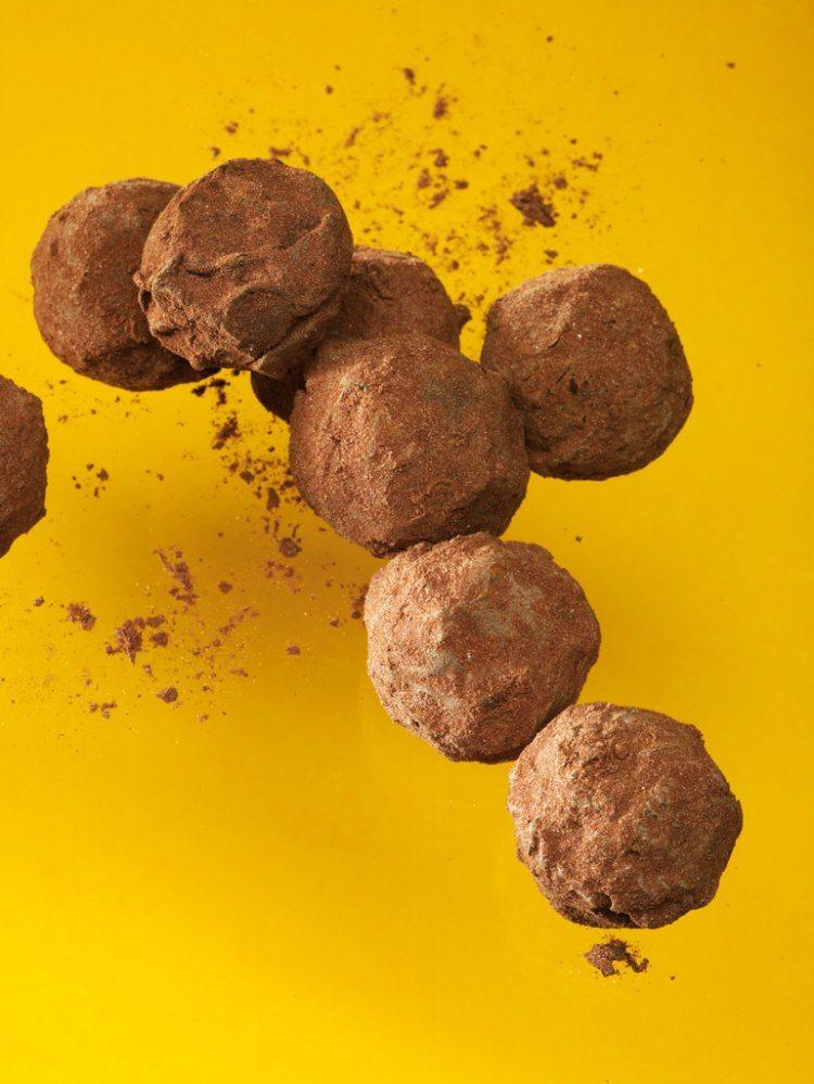 Bittere truffels