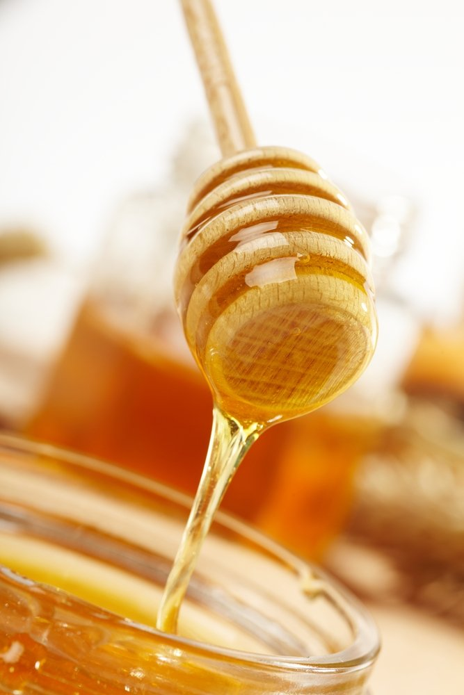 Honingsiroop