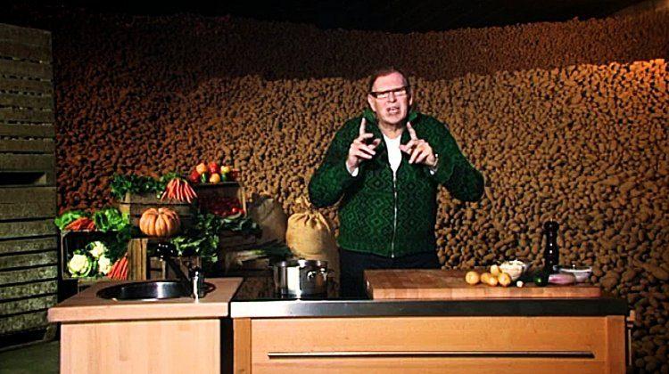 Aardappelen in de schil