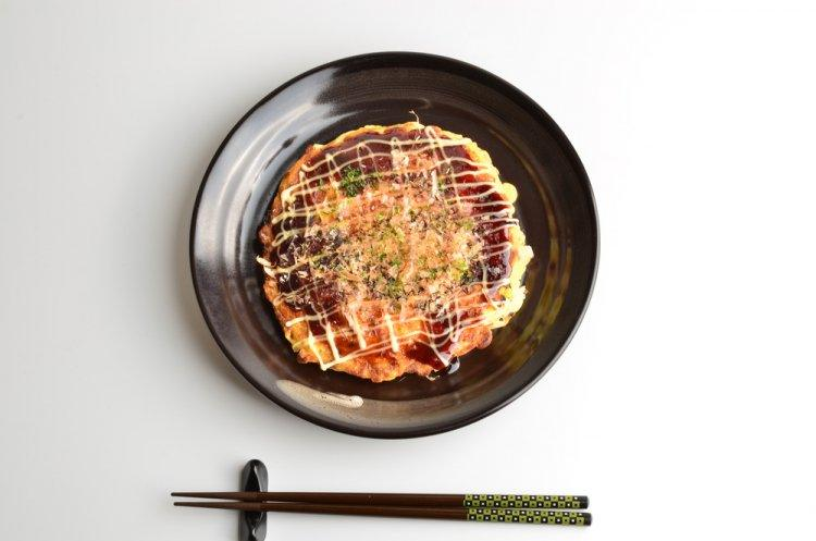 Okonomiyaki: Japanse hartige pannenkoek