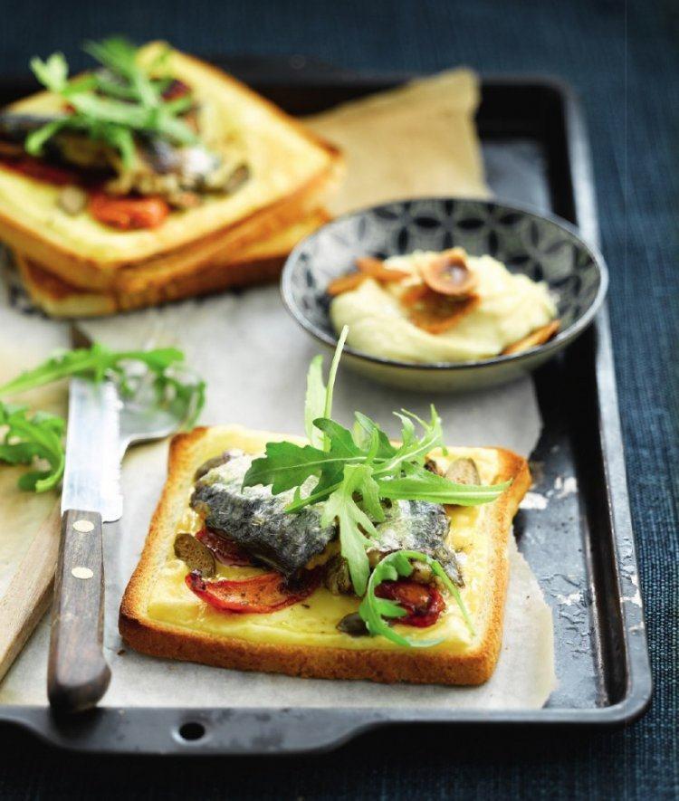 Toast-sardien