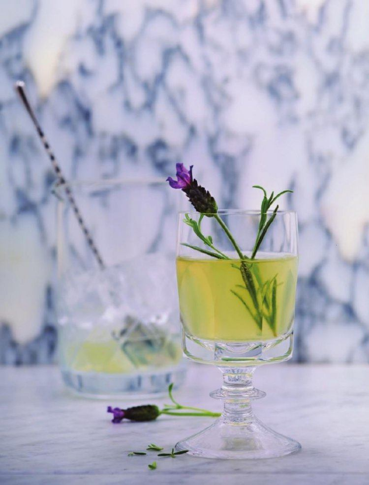 Flora Astoria Cocktail