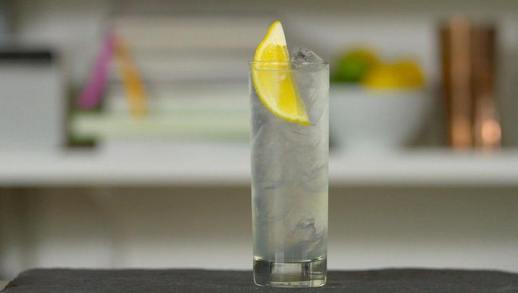 Tanqueray Ten Tom Collins