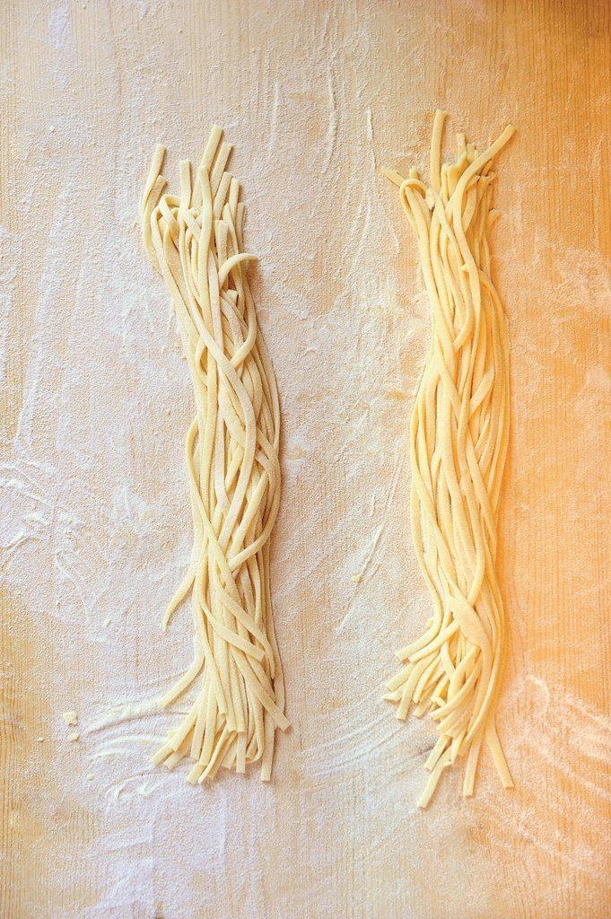 Peppe's basisrecept voor spaghetti