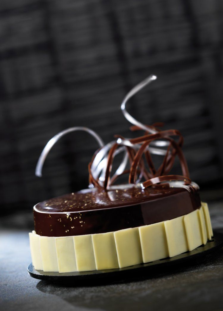 Capri chocoladecake