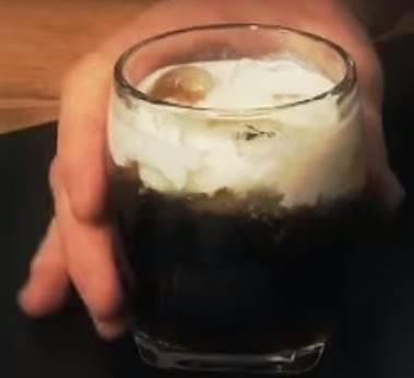 Straffe Koffie: White Russian