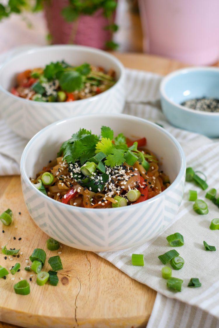 Snelle Thaise wok