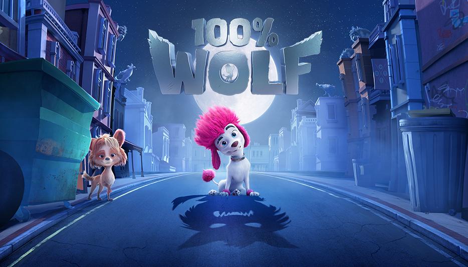 Win tickets voor de première van 100% Wolf!