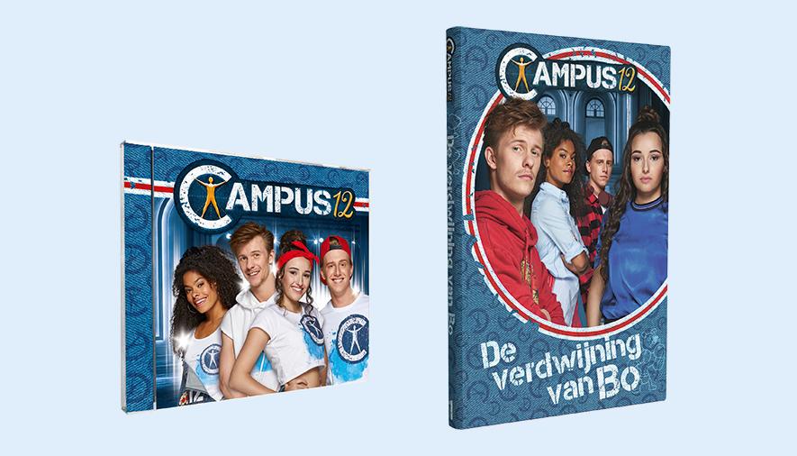 Win een Campus 12 pakket!