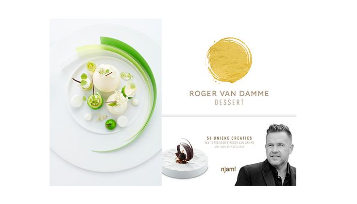 Maak kans op een gesigneerd exemplaar van Roger van Damme - Dessert