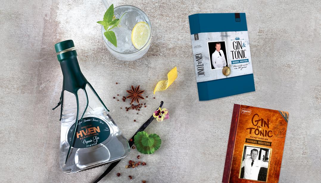 Win een spring gin pakket van Manuel Wouters