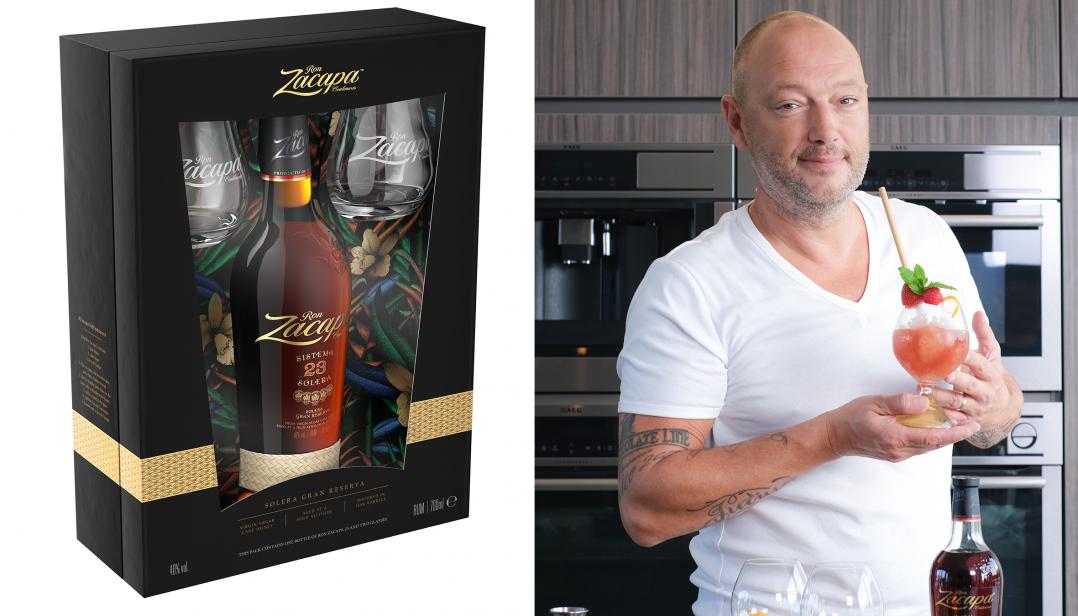 Win een feestpakket van Zacapa