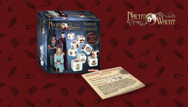 Win het Nachtwachtspel: Monsterverhalen