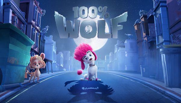 Win 4 tickets voor 100% Wolf dankzij CM en Skoebidoe