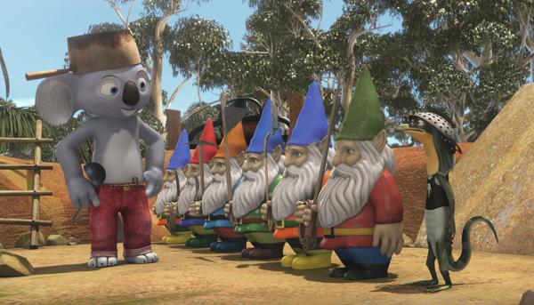 De leukste Blinky Bill spelletjes!