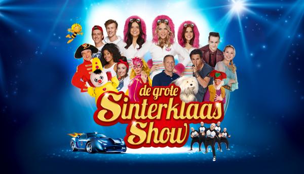 Win tickets voor De Grote Sinterklaasshow 2019!