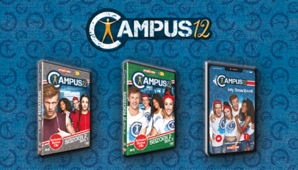 WIN een Campus 12 pakket!