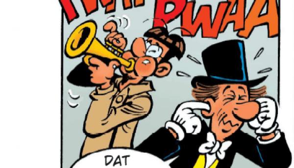 Lach je te pletter met De Burgemeester en Van Leemhuyzen