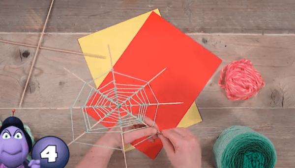 Aflevering 4: Thekla's spinnenweb