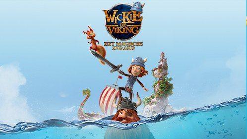 Wickie de Viking, nu in de bioscoop!